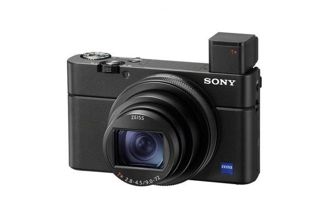 <b>黑卡系列更新 Sony黑卡7 RX100 Ⅶ微单发布</b>