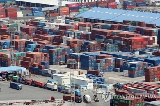 2019年韩国的gdp是多少_韩国2019年GDP增速2 ,为10年来最低值