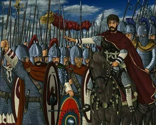 历史-历史上的今天——306年7月25日,君士坦丁一世被他的军队拥立为新皇帝(5)