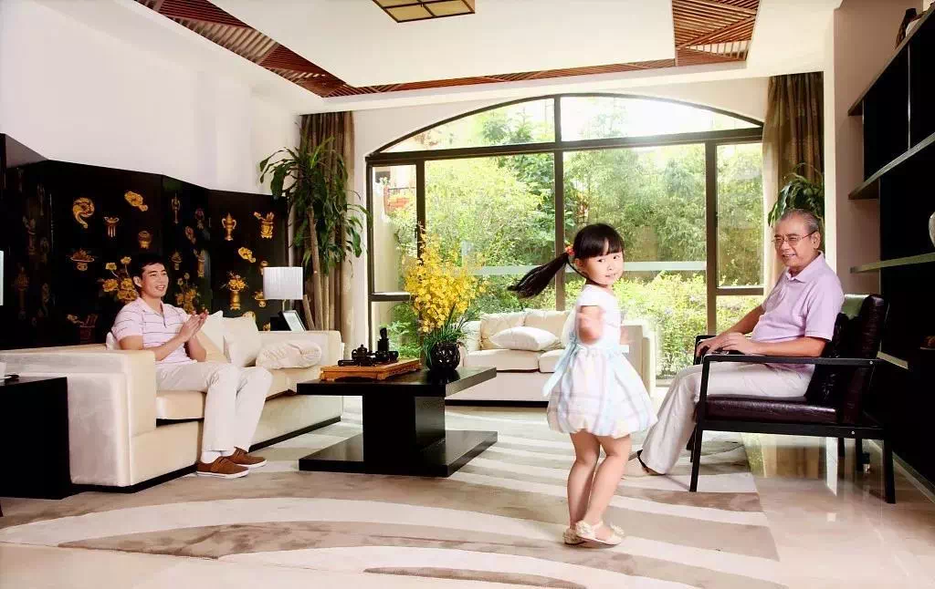 <b>【天华·长城公馆】一楼庭院,给生活更多美好空间!</b>