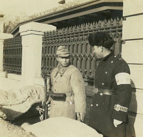 老照片:日军偷袭珍珠港当天,北平和天津发生了些什么大事?