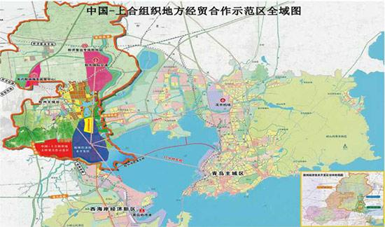 <b>南深圳北青岛 中央定调两大新示范区</b>