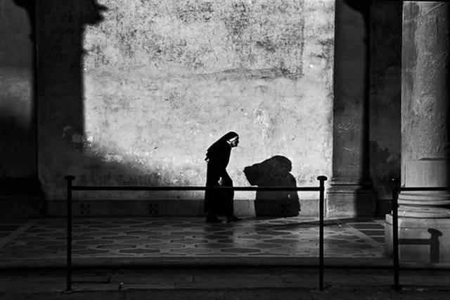 【柒摄影--品色】大师级的黑白街头摄影佳作,摄友必看