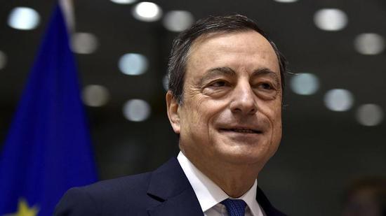 欧洲央行决策日:面对经济困局 将释放降息信号_德拉吉