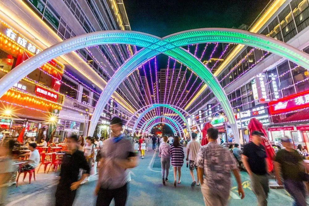 一街一特色!明年,天津将建成约20个夜间经济示范街区