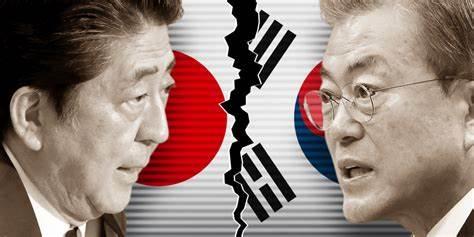 日本將韓國移出白名單的征詢期結束