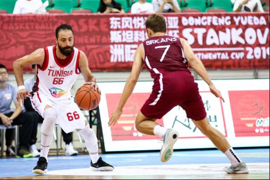 拒绝逆转!突尼斯3分险胜获2019斯杯季军,拉脱维亚第四