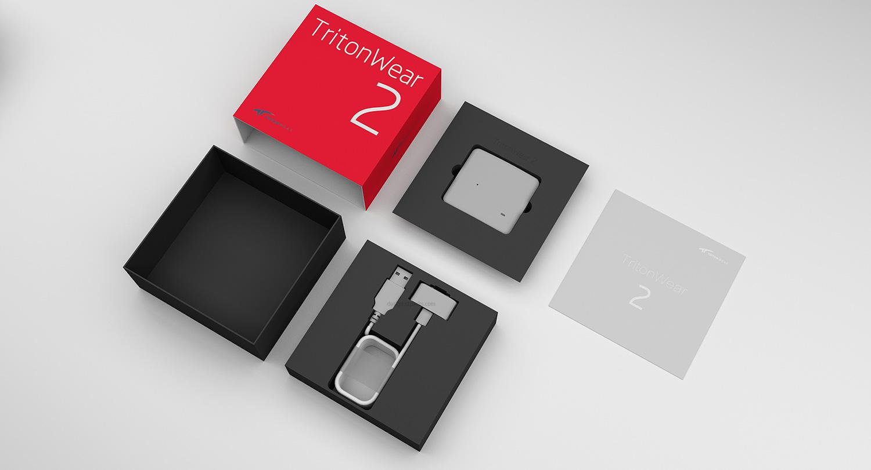 智能可穿戴设备产品包装设计
