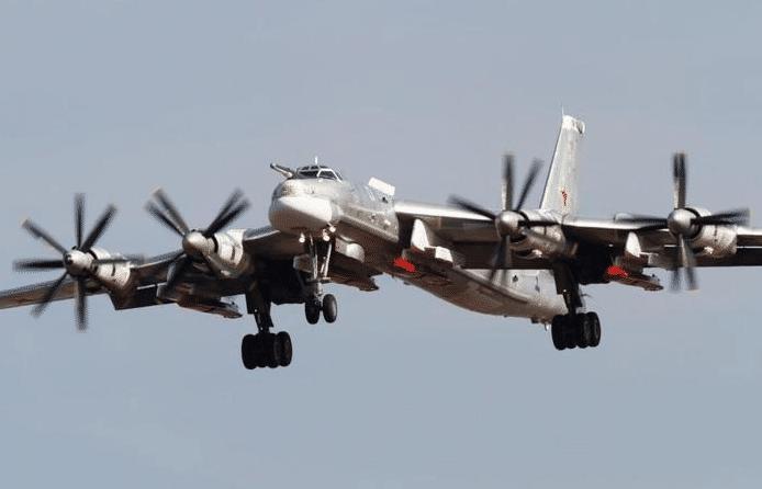 军事-免费yoqq大批轰炸机绕飞日本,战机多次拦截失败,赤裸裸的威胁yoqq资源(1)