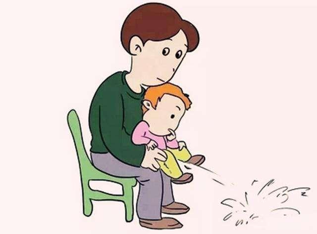 夏天宝宝把尿竟危害大,真是不看不知道,一看吓一跳!