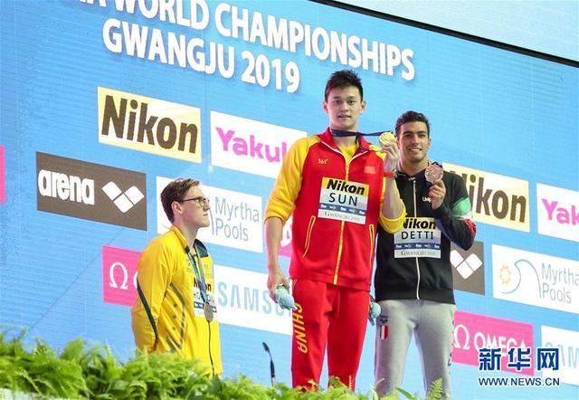 <b>国际泳联颁布新规:禁止运动员做出不当举动</b>