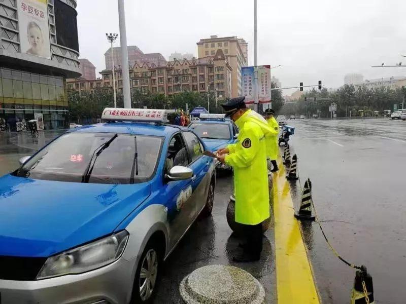佳木斯市交通运输综合行政执法局在行动