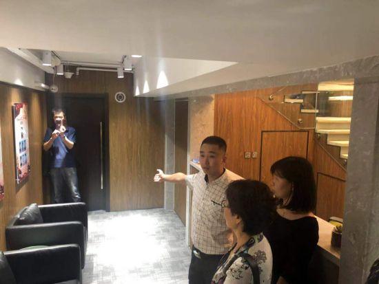 """<b>民革廊坊市委会交流代表团访问哈尔滨市民革""""党员之家""""</b>"""