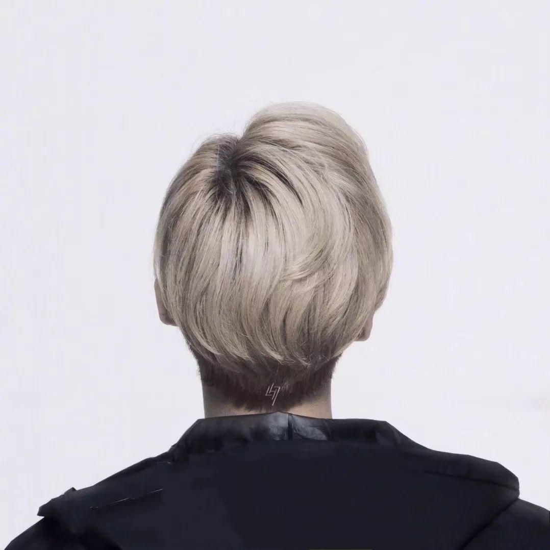 时尚最SHINE欧美发型 各种型男发型