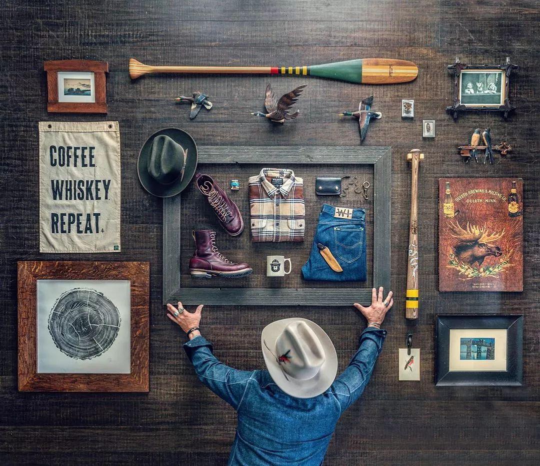 Style Icon | 新一周美式复古穿搭分享