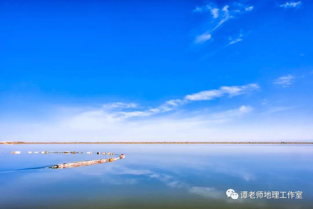 【旅行地理】茶卡盐湖并不是中国最大的天空之镜