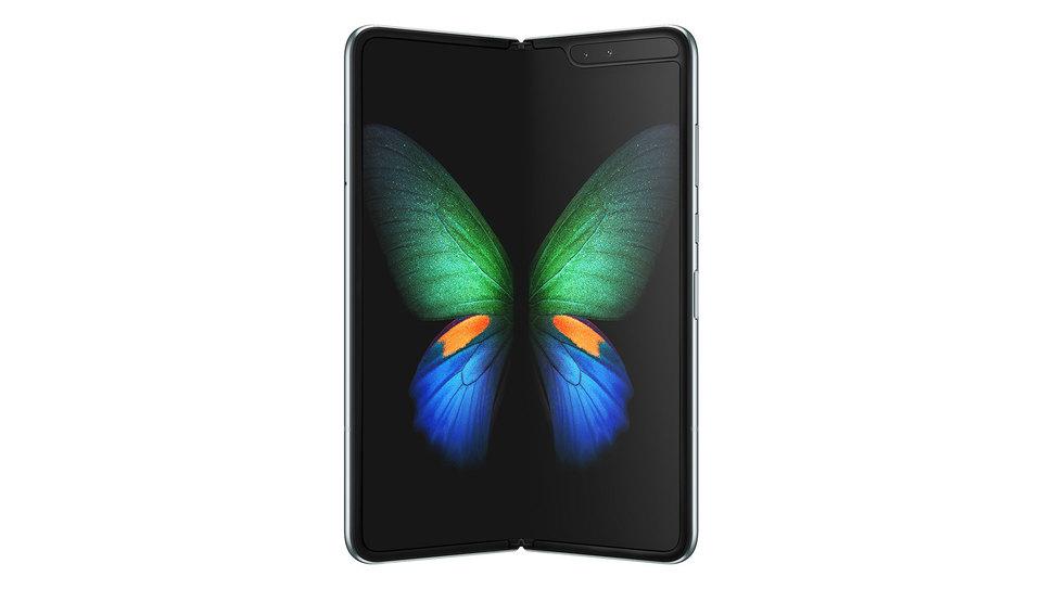 三星:Galaxy Fold准备好了 九月开售