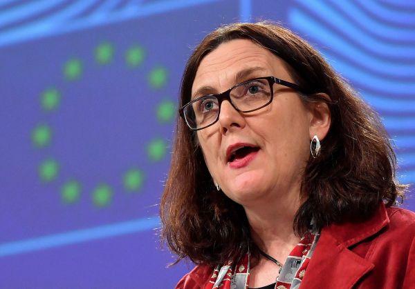 <b>面对美国威胁,欧盟准备好了……</b>