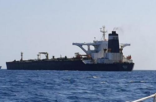 伊朗英国互扣油轮,乌克兰俄罗斯互扣油轮,两者间有无关系?