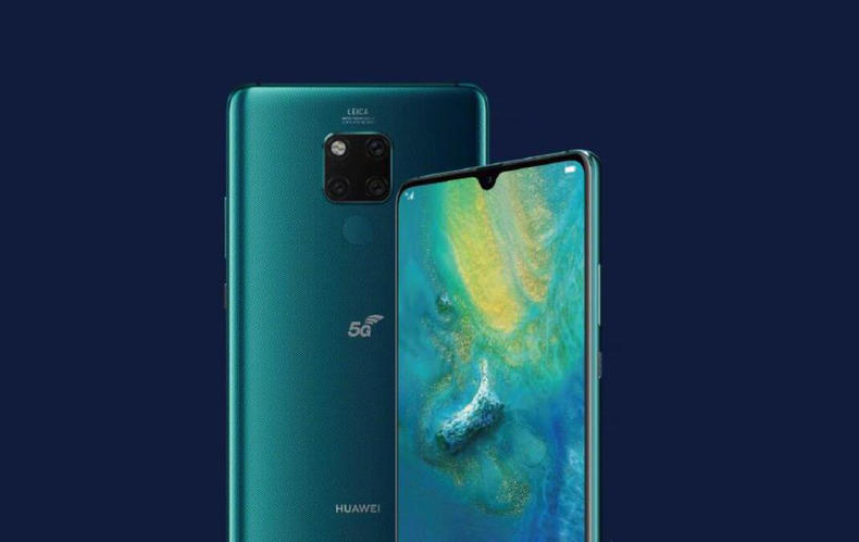 6199元,华为终于发布首款5G手机!