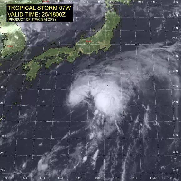 """紧急通知!第6号台风""""百合""""正式生成!廉江人挺住!未来天气…"""