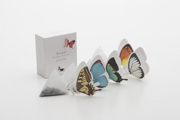 兼具颜值与创意的日本茶品包装!LUPICIA书本包装创意满分