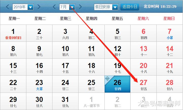 7月27号生肖运势排行榜