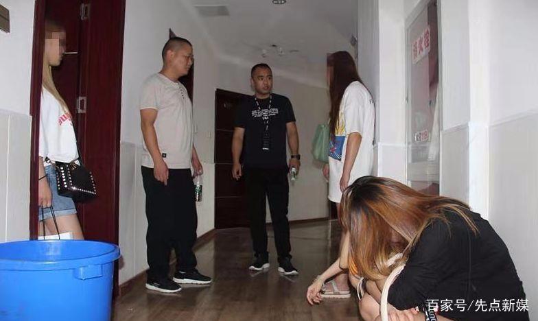 宾馆内暗藏涉黄窝点!利用微信招嫖卖淫,5女3男在滁州被抓