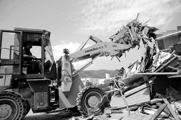 """""""无废城市""""铜陵:启动大件垃圾分类收运处置工作"""