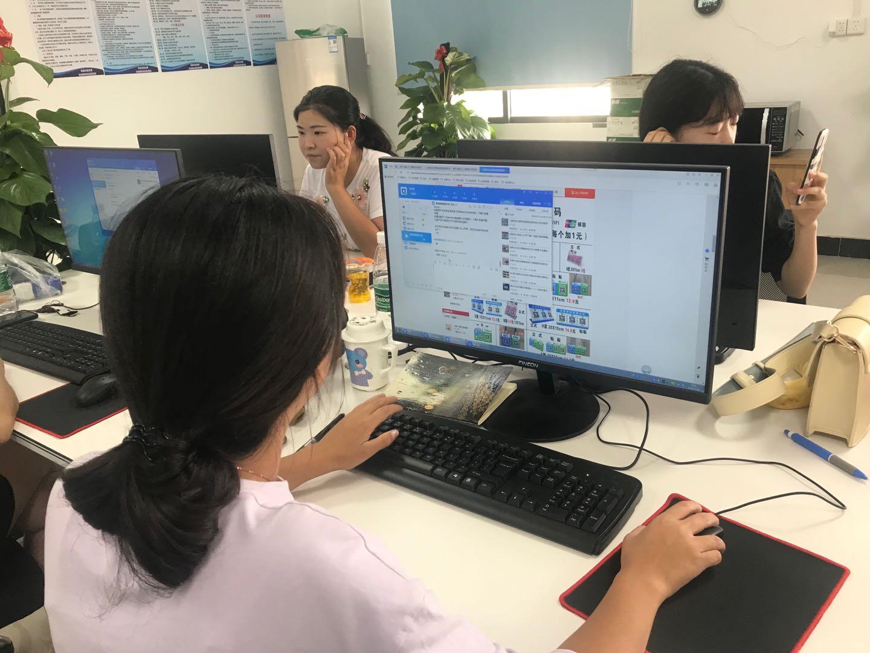阳新黄颡口镇电商一服务平台开业,店主年营业额已超千万!
