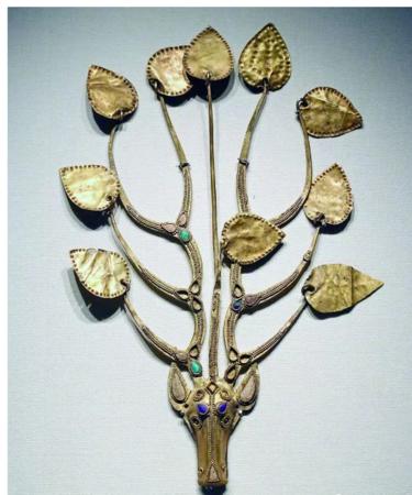 云鬓凤钗:古人的首饰文化