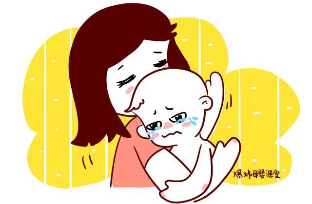 """宝宝的这些""""异常症状"""",是正常生理表现,新手爸妈不要太慌张"""