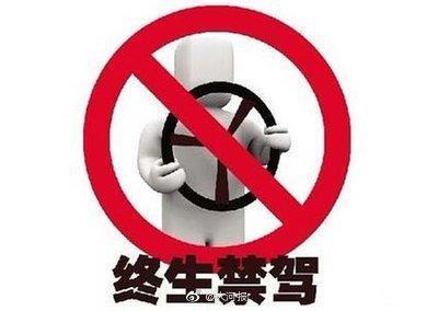 四川交警曝光7月终生禁驾名单,这46人遭了!近4成与喝酒有关