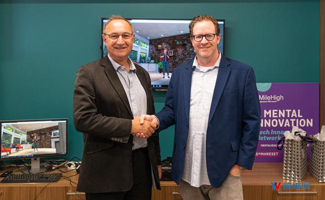 Oxford VR和美国国立卫生研究院合作,提供VR心理精神治疗