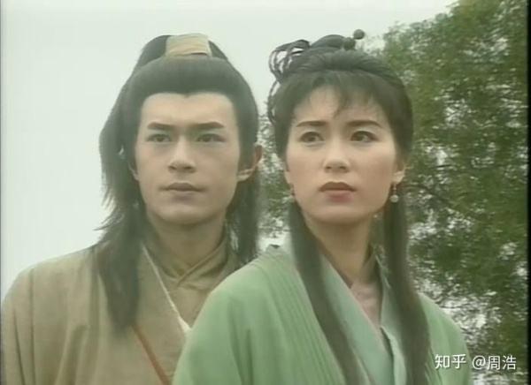 粉丝泪目:《神雕》中最适合当老婆的女人,终于是嫁给了杨过
