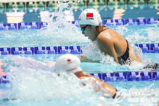 <b>游泳世锦赛:叶诗文憾失奖牌 三项世界纪录被破</b>