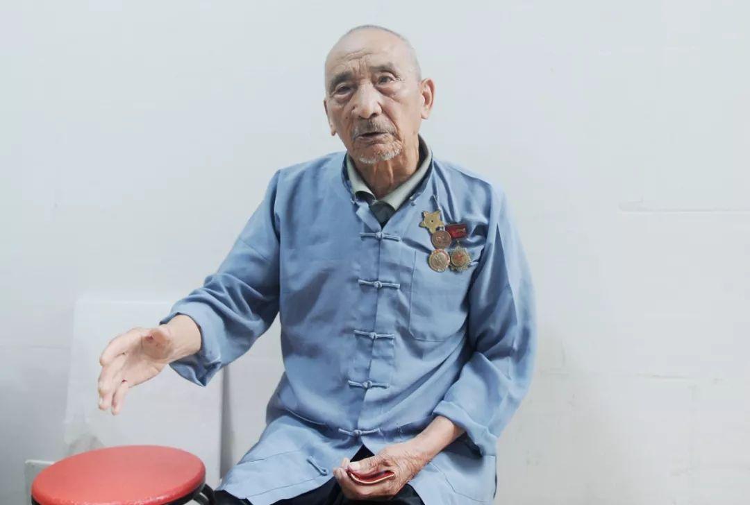 三次一等功、两次二等功...台州95岁英雄老兵,深藏功名60余载!