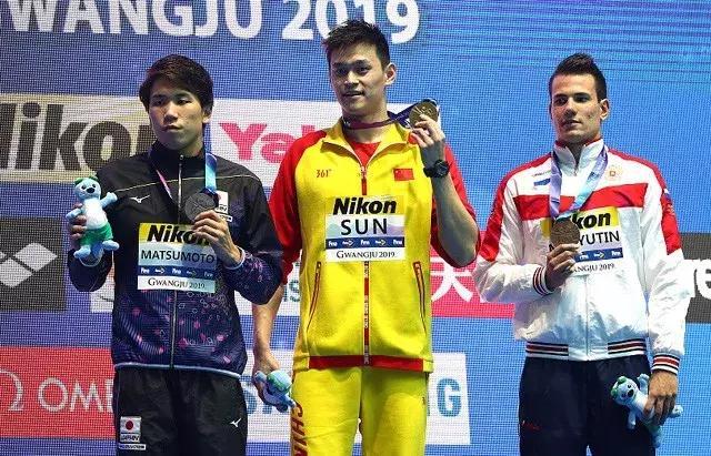 <b>国际泳联再挺孙杨,霍顿类运动员再出言不逊,完全可以取消奖牌!</b>