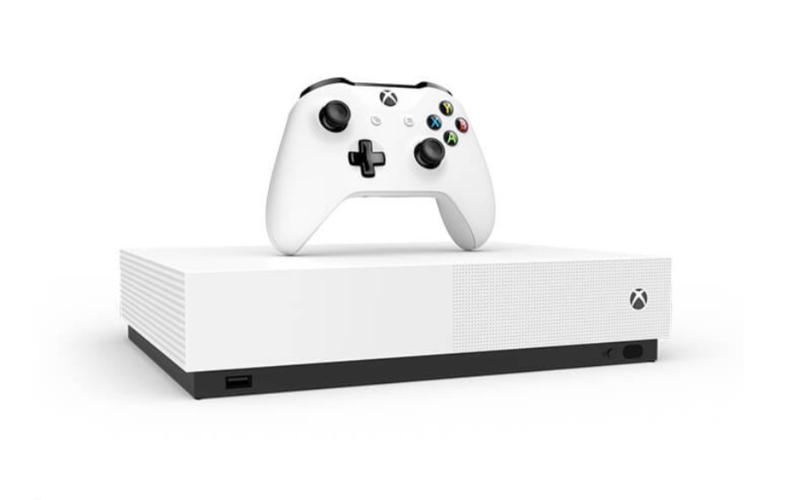 微软发布Xbox青春版:无光驱价格更低