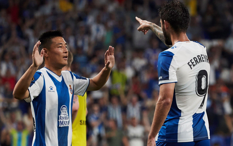 武磊欧战首秀造进球,两个竞争对手均梅开二度