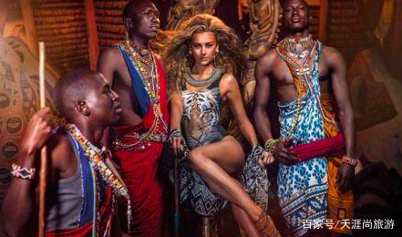 """非洲特色""""伴游""""服务,男性穷到把妻子租给游客,从来不怕人财两空"""