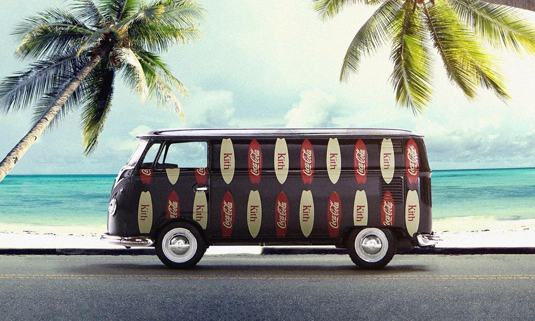 <b>KITH 将于夏威夷开设 Pop-Up 店铺,是你心中的夏日好去处吗?</b>