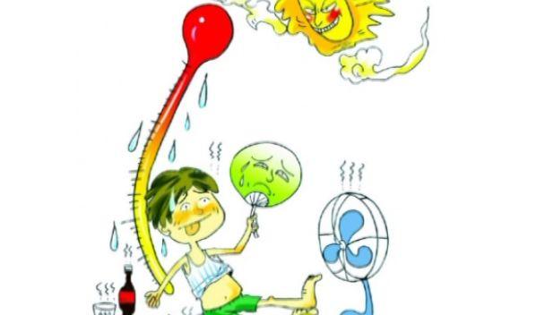 健康朋友圈丨自测一下,你有暑湿症状吗?
