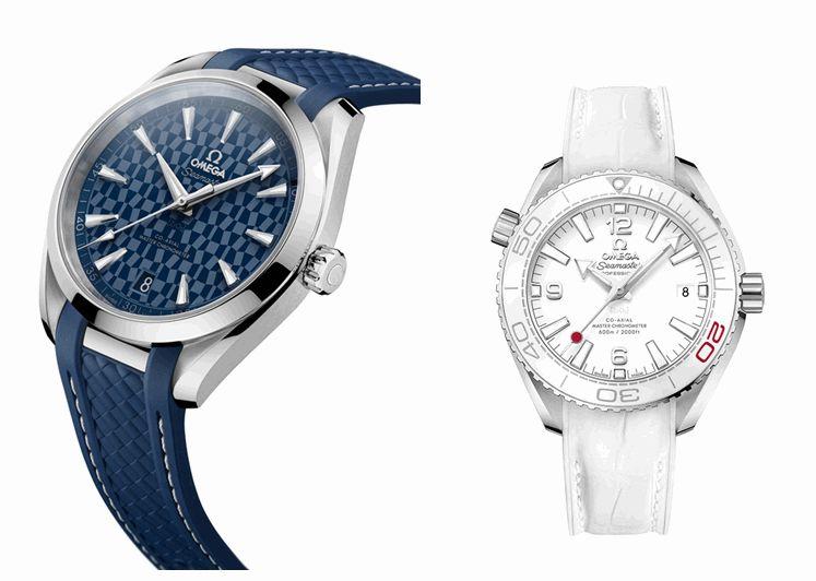 新表推荐 | 欧米茄全新腕表,庆祝2020年东京奥运会倒计时一周年