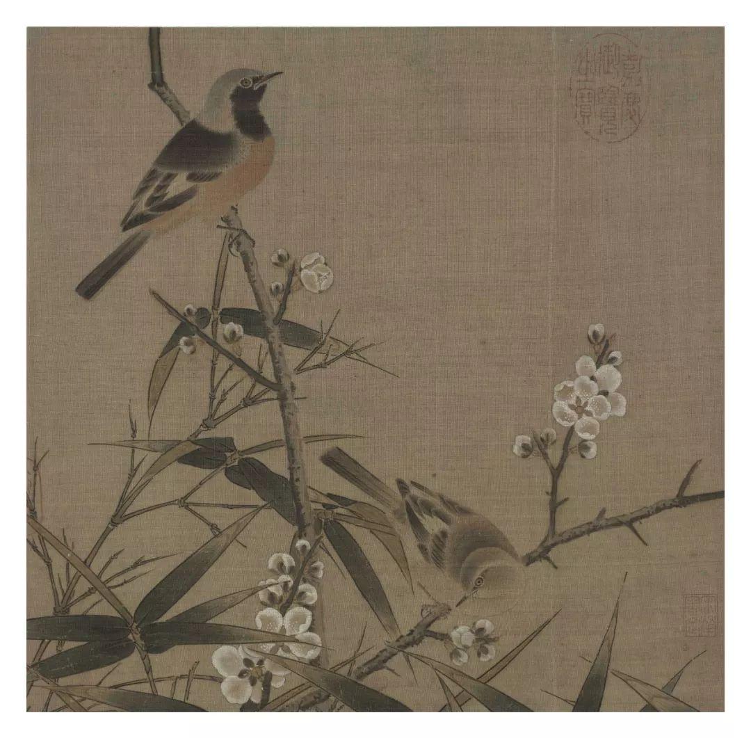 写实与写意——宋代花鸟小品画的审美趣味