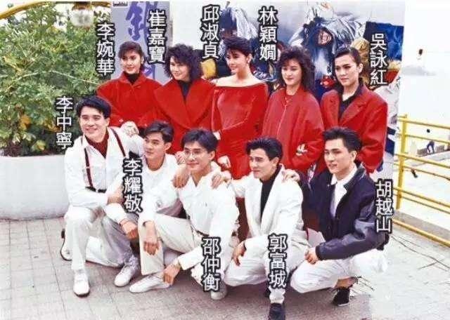TVB银河十星现状:2位演过《大时代》,还有一位是叶童哥哥