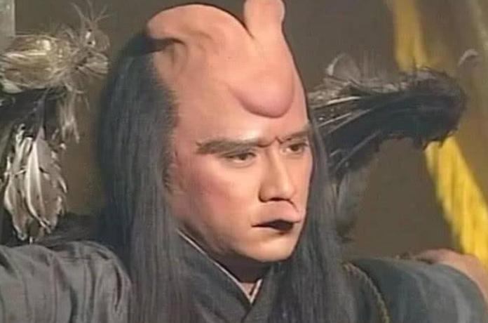 """他是封神榜中的""""雷震子"""",对比卸妆照,网友:被角色耽误的男神"""