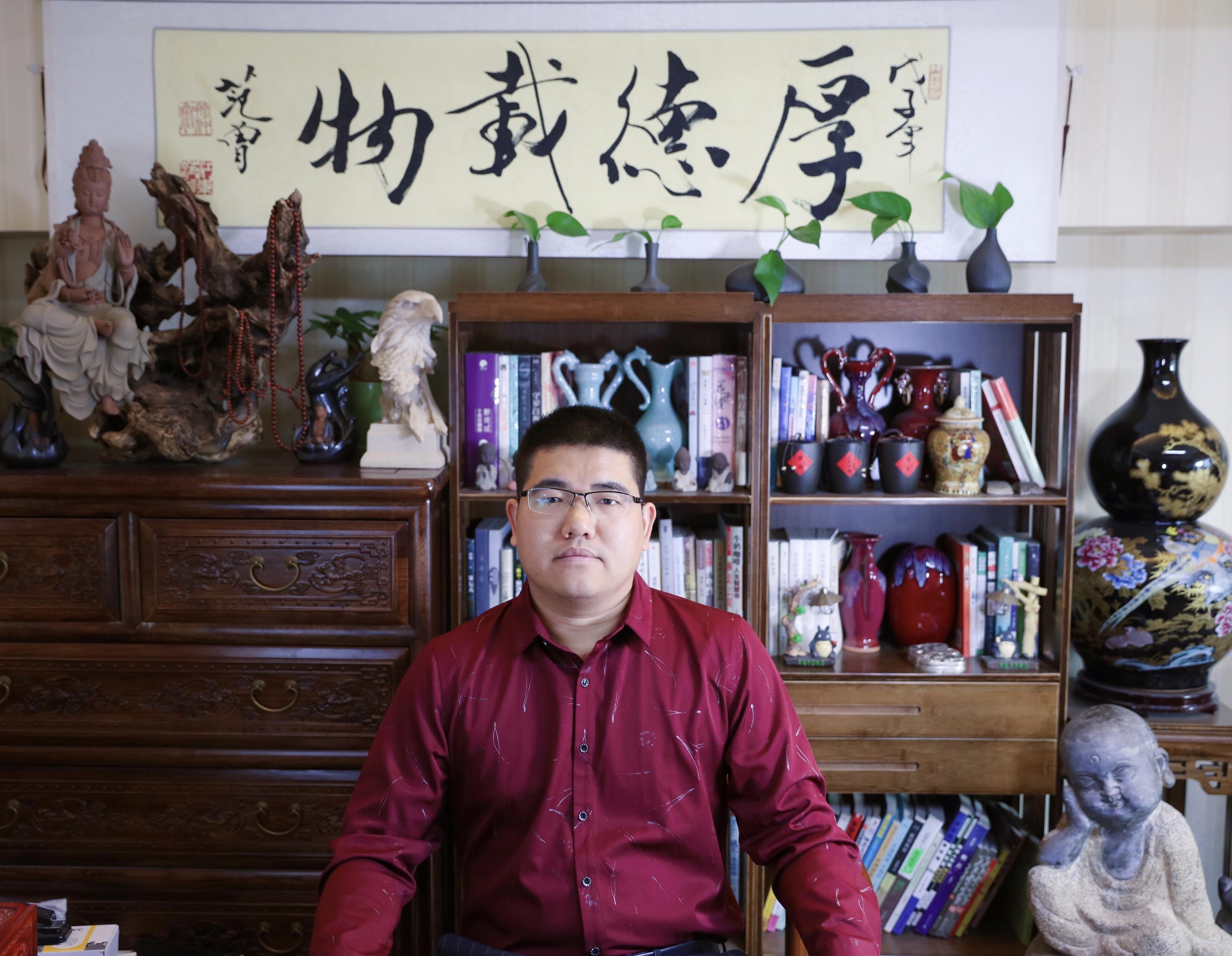 李磊逆向思维:坚持,是生命的一种毅力