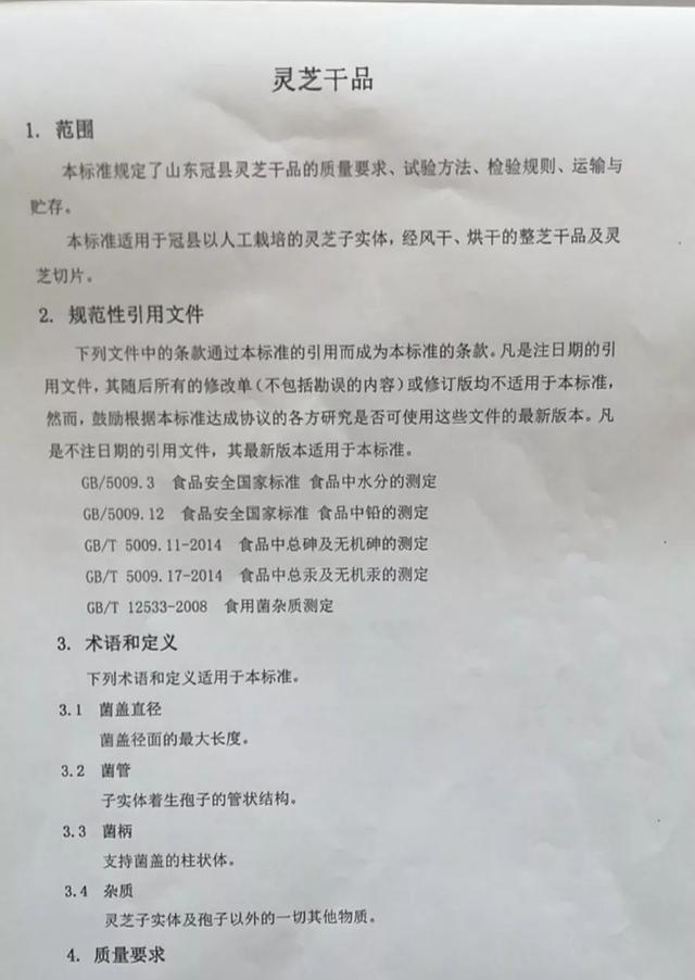 """盛夏7月,冠县""""店子灵芝""""喜迎丰收季"""