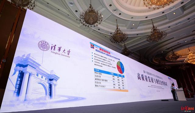 清华大学智囊团指导 成都高质量发展研究院成立